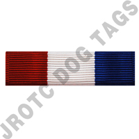 Cadet Challenge-Red/White/Blue Ribbon (Ea)
