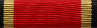 National Defense Industrial AFROTC ribbons (each)