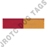 Arnold Air Society - Area Level AFROTC ribbons (each)