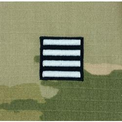 Colonel AFROTC Sew On OCP Mulitcam Rank (Ea)